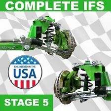 Stage 5 * 67-69 Chevy Camaro Mustang II IFS Kit Pro-Touring Super Deluxe 327 302