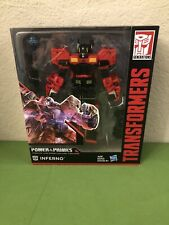 Transformers Generations Power Of The Primes INFERNO New