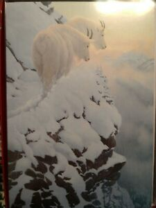 LEANIN TREE  CHRISTMAS CARD SET ADORABLE GOATS 10 PK MORE CARDS IN EBAY STORE