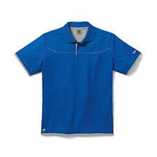 Homme VW  R  Line Racing Collection Bleu Petit Polo T Shirt-Genuine  Volkswagen c5426597a1b