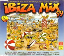 IBIZA MIX 99 CD Single Techno HOUSE DANCE VALE MUSIC BIT POSITIVA