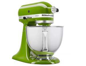 KitchenAid Artisan 5 qt. Stand Mixer in Matcha(green)