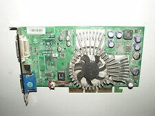 Leadtek Winfast a310, NVIDIA GeForce FX 5600, 128 MB DDR, AGP 8x, DVI, VGA