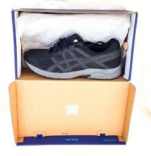 ASICS, Men's Shoes, Gel Contend 4, Size 13, Black/Dark Gray