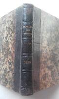 Annuaire pour l'an 1850, par le Bureau des Longitudes