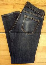 "Old Navy Men's ""Slim"" Denim Blue Jeans 32x32 100% Cotton"