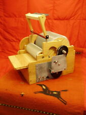 "SCP ""Standard Electric 2 Drum Carder"" 90/120tpi, 9 x 24 batt, var/sp, Fwd/Rev.."