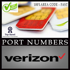 Verizon numbers | Numbers to Port | Verizon Wireless | Numbers for Port VERIZON