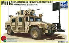 Bronco CB35092 1/35 M1114 Up-Armored HA Tactical Vehicle