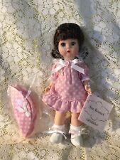 Madame Alexander Sun Bonnet 35365 New Doll No Box.