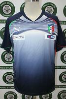 maglia calcio ITALIA TG L shirt maillot camiseta trikot