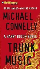 Harry Bosch: Trunk Music 5 by Michael Connelly (2010, CD, Abridged)