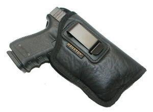 Houston IWB Soft Holster for Glock 19/19X/23/45 with Laser/Light (Gen 1,2,3,4,5)