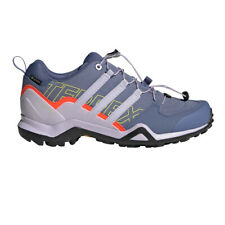 adidas Womens Terrex Swift R2 GORE-TEX Walking Shoes Purple Sports Outdoors