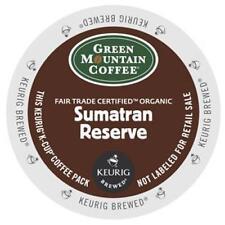 Green Mountain Coffee Fair Trade Organic K-Cup-Extra Bold Sumatran Reserve 96 Ct