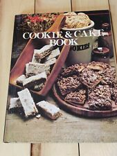 Cookie and Cake Book Family Circle 1977 Hardback Vintage