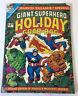 1974 Marvel Treasury Special GIANT SUPERHERO HOLIDAY GRAB BAG