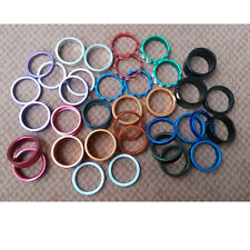 """1-1/8"""" Bicycle Headset Spacers Fork Stem Extender Heighten device 28.6*5/10/20mm"""