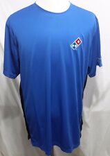 XL Domino's Pizza Employee Team Crew Uniform Driver Mens Shirt Dominos NEW (A141