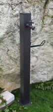 BONFANTE Fontanella Punto Acqua quadrato metallo TAVOLOZZA Antracite verniciato
