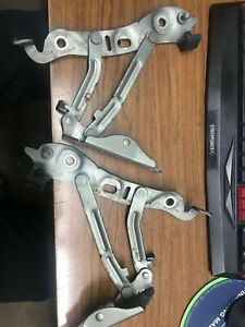 2007 Volvo S60 Trunk Hinges Both Sides