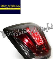 9353 - FARO FANALE POSTERIORE A LED FUME VESPA 50 125 150 SPRINT PRIMAVERA