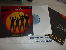 LP Pop Boney M - Boonoonoonoos (12 Song) HANSA +Poster