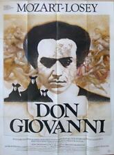 DON GIOVANNI - LOSEY / OPERA / RAIMONDI / MOZART - ORIGINAL FRENCH MOVIE POSTER