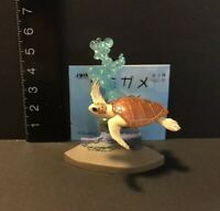 Kaiyodo Qualia Join Collection Japan Exclusive Loggerhead Sea Turtle Figure