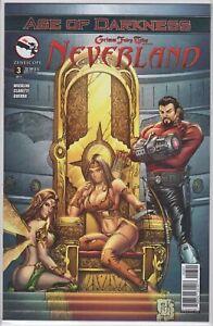 GFT NEVERLAND AGE OF DARKNESS #3 Cover B NM Zenescope Comic - Vault 35