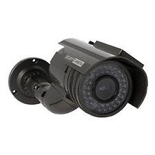 Dynamic CCTV Extérieur Fausse Dummy Caméra Solaire Alimenté Imperméable avec clignotant