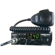 CB-Funkgerät President Henry Classic ASC 12 / 24V AM FM. (D4)