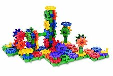 Learning Resources Gears Gears Gears Deluxe Building Set, 100 Pieces NEW