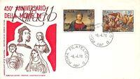 FDC - Italia 1970 - Raffaello - NVG - annullo Roma filatelico