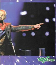 Justin Timberlake | Israel Hebrew Magazine Poster