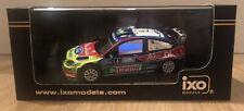 IXO 1/43 Ford Focus RS WRC #4 Rally Italy 2009 Winner 🥇J.M. Latvala RAM374 New
