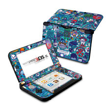 Nintendo 3DS XL Skin - Cosmic Ray by JThree Concepts - Decal Sticker DecalGirl