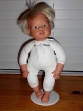 "Lee Middleton ~ Vintage 2000 Vinyl Cloth Reva Cute Original 13"" Doll"