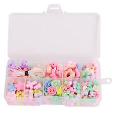 Children DIY Crafts Jewelry Beads Kids Child Educational Training Toy Set KV
