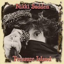 """Nikki Sudden - Treasure Island (NEW 2 x 12"""" VINYL LP)"""