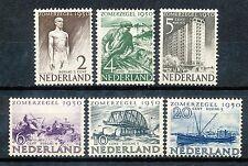 Nederland  550 - 555 postfris
