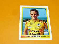 N°126 P. FORNACIARI MERLIN GIRO D'ITALIA CICLISMO 1995 CYCLISME PANINI TOUR
