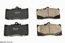 Power Stop 16-1118 Front Ceramic Brake Pads 12 Month 12,000 Mile Warranty