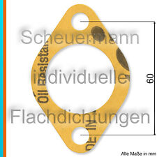 Vergaser-Fuß-Dichtung Solex 35 PDSI Opel Ascona,Manta,Rekord,Audi 60+80,VWPassat