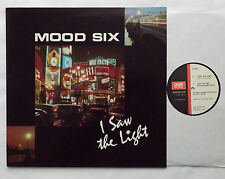 "MOOD SIX  I saw the light + 3 - Orig 12"" EP CHERRY RED Records  Indie pop  MINT"