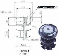 "Fsa órbita Z tipo impositivo 1 1//8/"" semi-integrados ZS 44 incl nuevo garra y tapa"