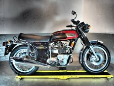 1974 Classic Triumph Trident T150V triple many new parts a stunning rare machine