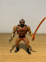 COMPLETE 80S MATTEL HE-MAN MOTU MASTERS OF THE UNIVERSE JITSU ACTION FIGURE