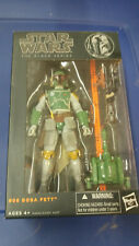 BOBA FETT #06 MISB 1st Release STAR WARS The Black Series 2013  *NEW*