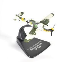 Hanriot HD 1 Fertigmodell Flugzeug 1:100 bemalt mit Standfuß für Sammler